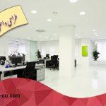 طراحی داخلی دفاتر اداری