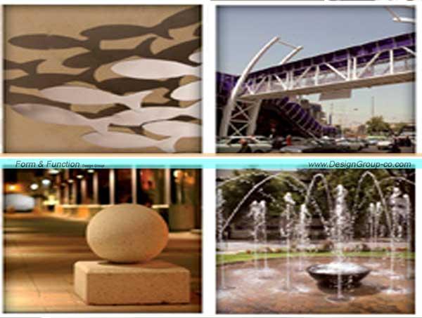 طراحی شهری و زیباسازی اتوبان فتح