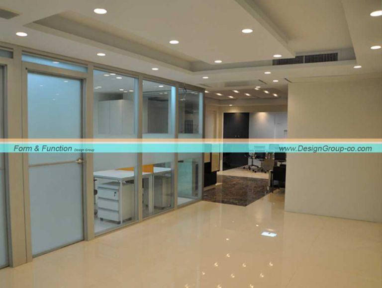 طراحی داخلی شرکت ایده پرداز قلهک