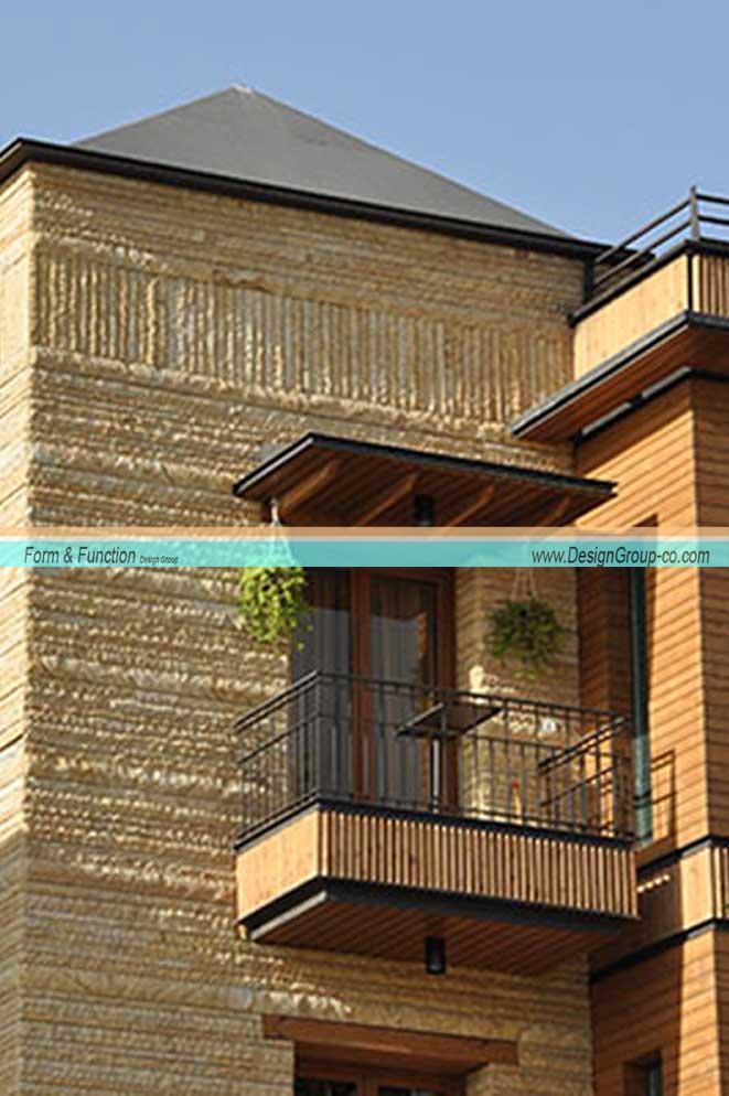 بازسازی و دکوراسیون داخلی پروژه واحد مسکونی باغ شاطر