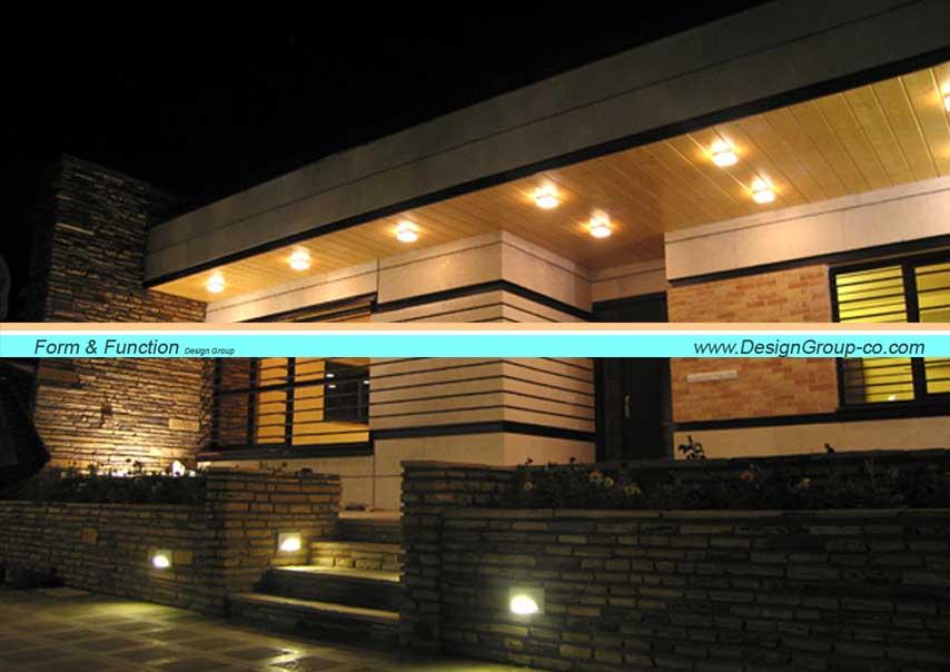 پروژه بازسازی خانه پدری یوسف آباد