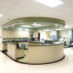 طراحی داخلی بیمارستان و درمانگاه