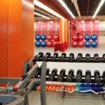 طراحی داخلی فضای ورزشی