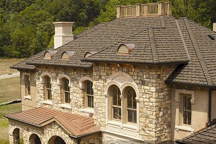 پوشش سقف شیروانی