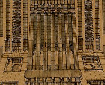 سبک معماری فوتوریسم