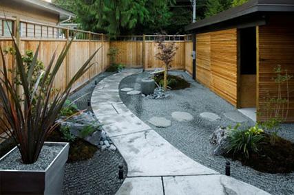 دکوراسیون داخلی حیاط خلوت