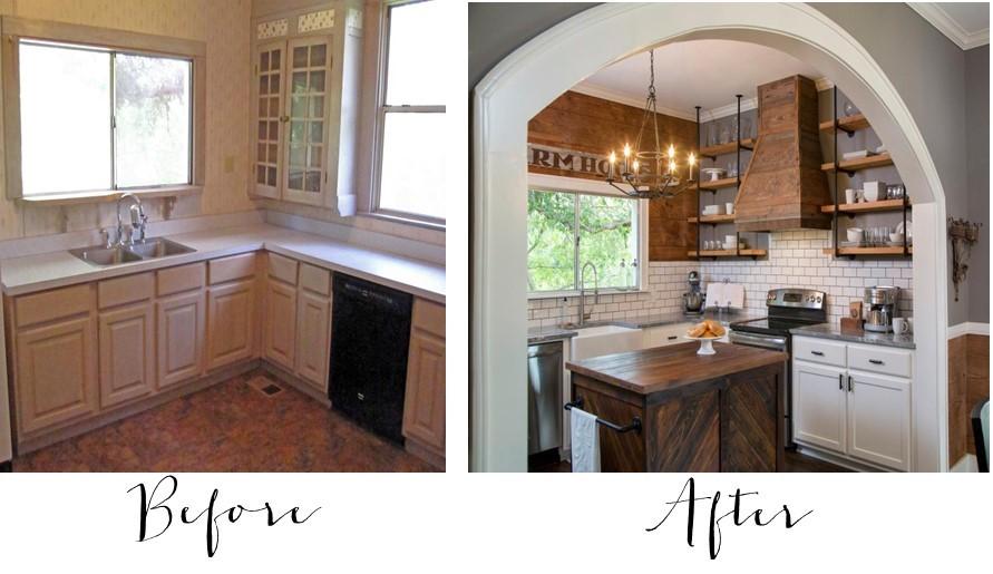 دکوراسیون و بازسازی آشپزخانه