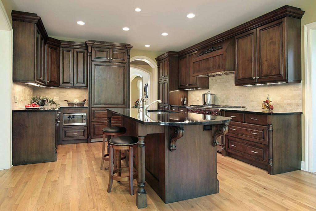 طراحی و دکوراسیون داخلی آشپزخانه