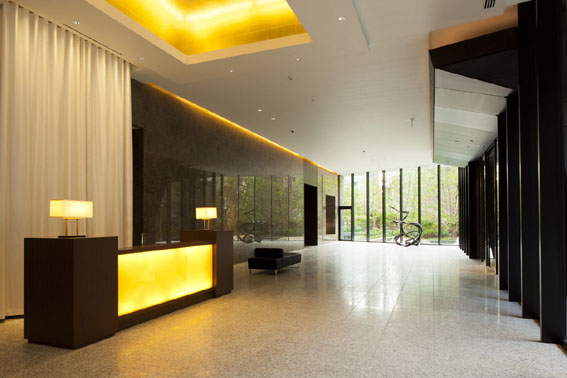 دکوراسیون و طراحی داخلی لابی