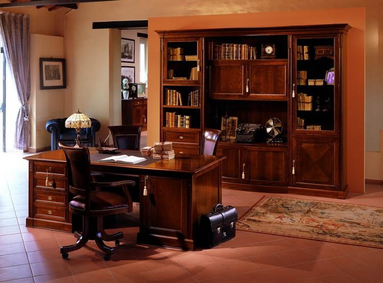 دکوراسیون و طراحی داخلی اتاق مدیریت