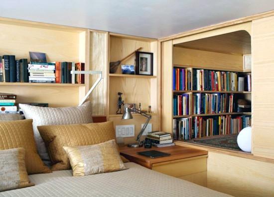 دکوراسیون و طراحی اتاق مطالعه