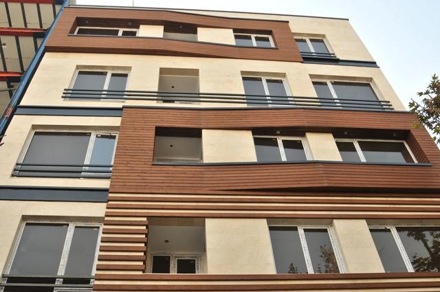 دکوراسیون و طراحی داخلی با چوب ترموود