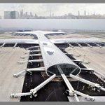 طراحی شگفت انگیز فرودگاه شنژن چین