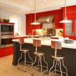 رنگ در آشپزخانه شما