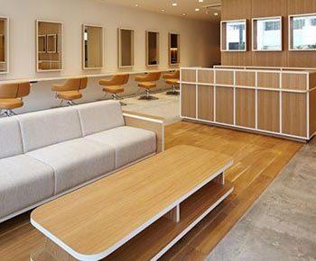 طراحی داخلی و دکوراسیون سالن زیبایی