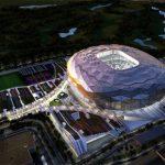 استادیوم ورزشی قطر