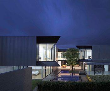 طراحی داخلی خانه آلومینیومی طراحی و اجرای خانه ای در ویتنام بازسازی