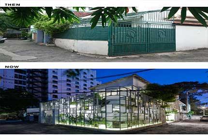 بازسازی فضای مسکونی