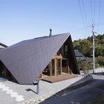 خانه اوریگامی در ژاپن