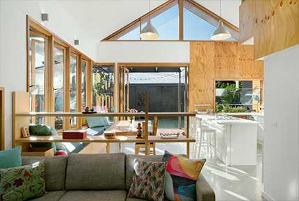 طراحی و بازسازی خانه