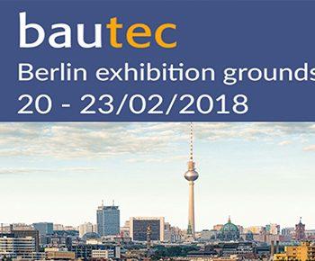 نمایشگاه ساختمان برلین Bautec 2018