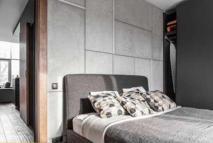 طراحی داخلی آپارتمان مسکونی
