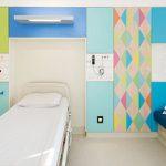 معماری و طراحی داخلی بیمارستان کودکان انگلیس