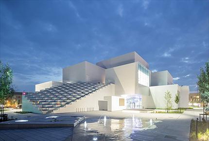 معماری و طراحی داخلی ساختمان