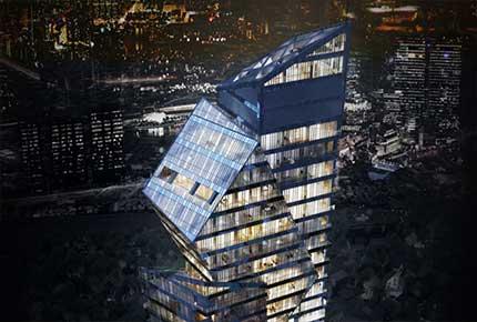 طراحی و معماری برج