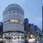 معماری ساختمان GINZA