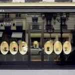 طراحی ویترین طلا فروشی