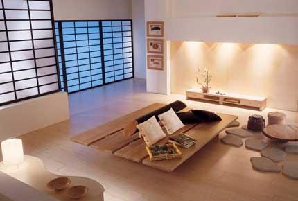 طراحی داخلی ژاپنی