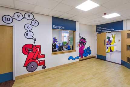درباره طراحی داخلی مطب دکتر کودکان