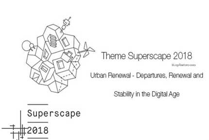 مسابقه معماری superscape 2018