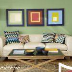 رنگ سبز زیتونی و تاثیر آن بر طراحی داخلی