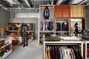 طراحی داخلی مغازه