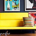 سبک رترو در طراحی داخلی