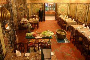 دکوراسیون داخلی رستوران سنتی