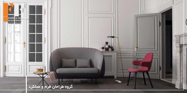 سکوت بصری در طراحی داخلی