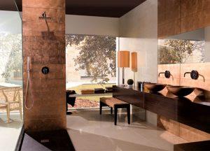طراحی داخلی با مس