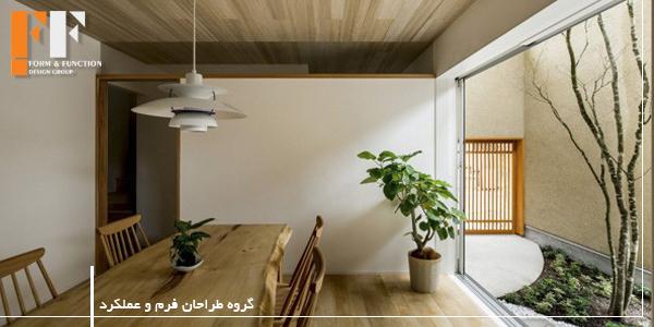 معماری همگون با گیاهان