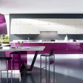 دکوراسیون داخلی خانه با رنگهای شاد