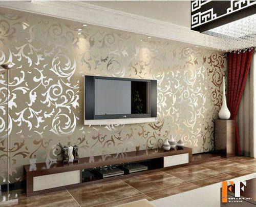 طراحی دیوارها در دکوراسیون داخلی جای تلویزیون