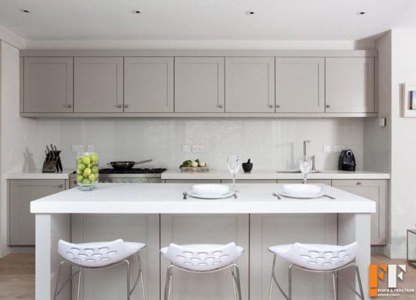 کابینت از اجزای اصلی آشپزخانه