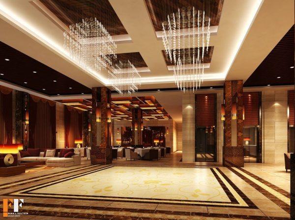 معرفی دکوراسیون داخلی هتل