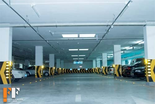 دکوراسیون داخلی پارکینگ