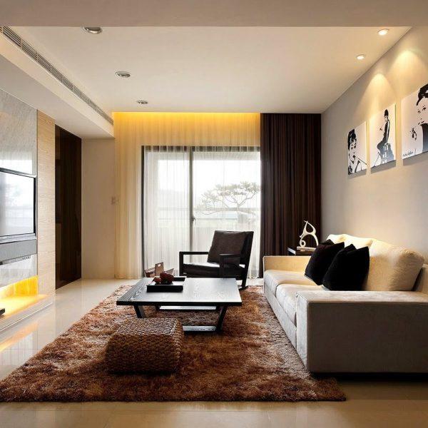 دکوراسیون داخلی خانه های 60 متری