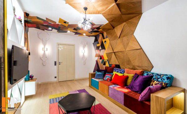 دکوراسیون داخلی خانه 40 متری