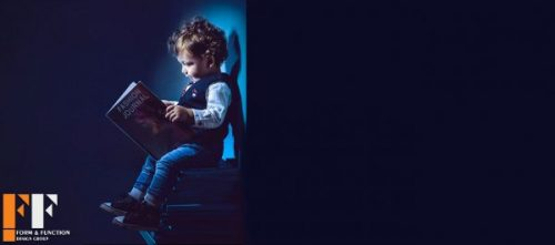 دکوراسیون داخلی آتلیه عکاسی کودک