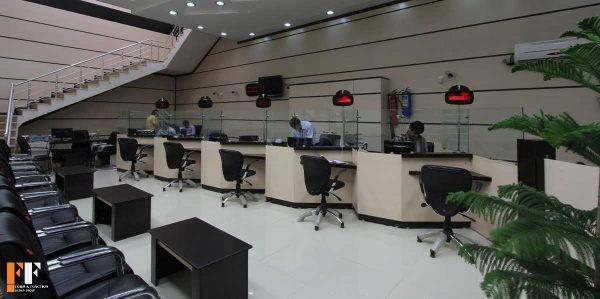 اهمیت صندلی ها در دکوراسیون داخلی بانک